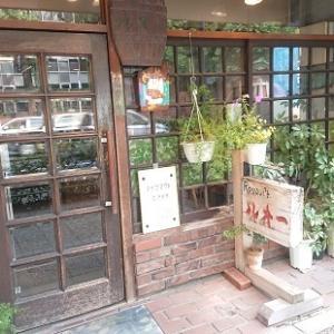 東大前の有名な喫茶店カレー