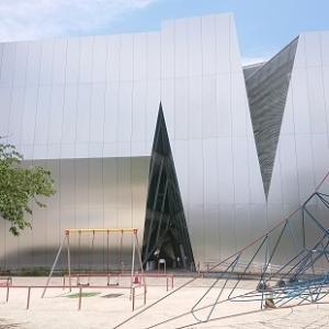 すみだ北斎美術館を初訪問しました