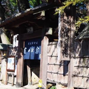 深大寺と神代植物園に行って来たぞ!
