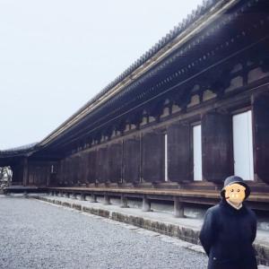 ★ 母と行く京都