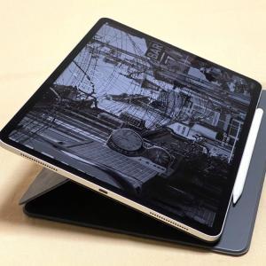 iPad でペンを使いやすい角度にセットしてみよっ♪