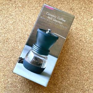 [HARIO MSCS-2B]手挽きミルで香り高いコーヒーを淹れてみよっ♪