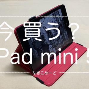 【iPad mini 5】いちばん小さいiPadを手帳にしようっ♪