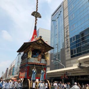 祇園祭の思い出