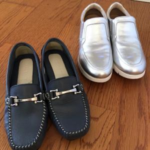 靴のお買い物 ♬
