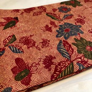 インドネシア更紗の帯