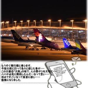 娘からのメールで僕は涙・・・大阪で初めて見た凄く大きなエアデールテリア・・・