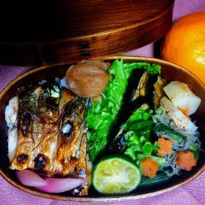 お弁当用サバの美味しい焼き方♬