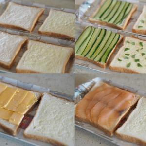 サンドイッチ(3種)