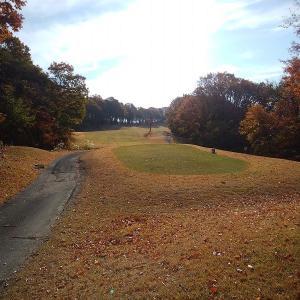 今年はできそうにもないゴルフ90切り・・・お遍路秋ちゃん。