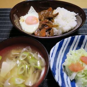 炊屋食堂の田舎カレ~、昭和のなつかしい味・・・