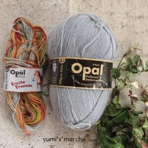 Opal FrecheFreunde 9763+単色5193