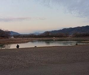 今年も加賀で新年の釣り会(2019/1/13)