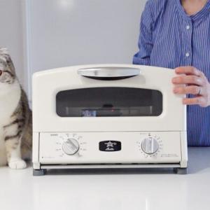 【2021年トースター】バルミューダとアラジン食べ比べ。アラジン4枚焼き正直レビュー