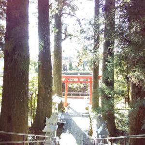 富士見登山部 須山口登山道の序