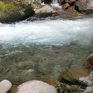 吐竜の滝(3)・・・