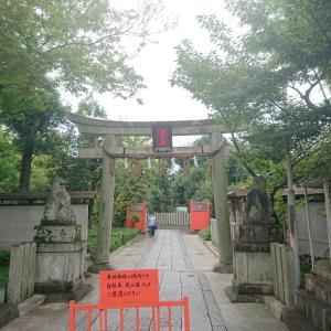 車折(くるまざき)神社
