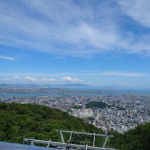 眉山(びざん)→阿波おどり会館