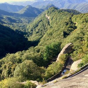 二口林道 縦断ライド(二口峠を越えてみました)