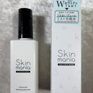 Skin mania セラミド うるおいバランスミスト