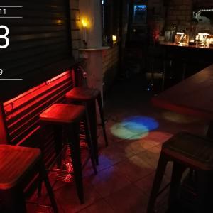 「爆音酒場」のためのLED照明を追加しました!