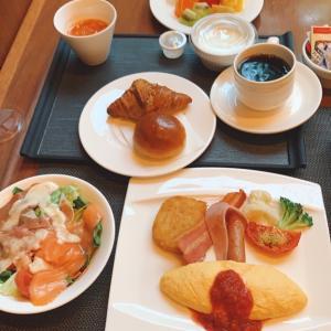 ダイニング流(りゅう)洋朝食@庭のホテル 東京