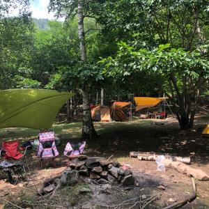 小川山キャンプ