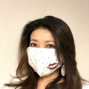 叶恭子様がイメージ!ファビュラスなマスクが届きました!