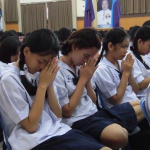 ON LINE 授業をするにあたり、ふと、ある女子高生のことを思い出した(その2)【タイの日々Part405】
