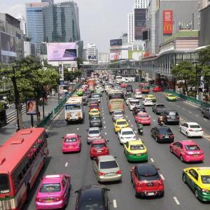 悪質タクシードライバー【タイの日々part362】