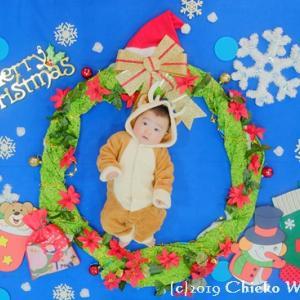 【開催報告】チキチキちーこのクリスマスおひるねアート撮影会@西葛西