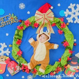 【開催報告】12/25(水)クリスマスおひるねアート撮影会@西葛西