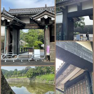 江戸城の大きさとすばらしさに感動