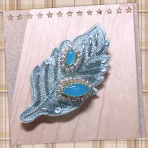簡単ビーズ刺繍キット発見!
