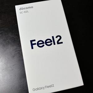 ギャラクシーフィール2(GalaxyFeel2)を買いました