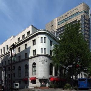 横浜ニューグランドホテルとプリンの思い出