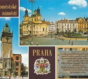 百塔の街プラハ