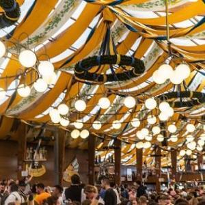 ビールの祭典オクトーバーフェスト♪