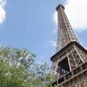 【パリ】『エッフェル塔』観光のポイントをUPしました!