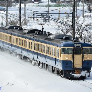 しなの鉄道横須賀色115系引退発表