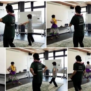 #レッスン再開のお知らせ #初級フラダンス教室 #奈良 #田原本 #レスティ唐古レッスン 6/17 6/24