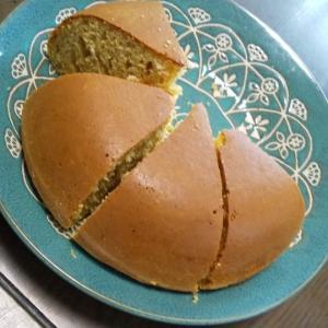 炊飯器でケーキ作り、プリン&今日のワンコ★