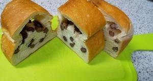 小豆食パン、青さのりおはぎ&のり巻き、桜〓<br />