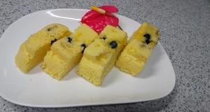 2分で蒸しケーキ、そら豆おうちご飯&レゴ、割り箸鉄砲〓<br />