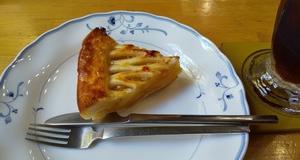 アップルパイ、ほねっこパン、柿ようかん&今日のおうちご飯とヒナ〓