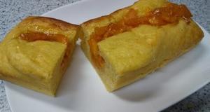 柿とお芋のパウンドケーキ、お芋パイ、鰹フライレシピ&原種の花〓