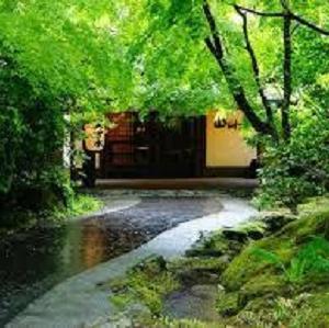 """黒川温泉""""山みず木""""素晴らしいおもてなしとお料理に大満足!"""