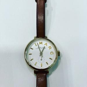 【マークジェイコブス】太田市の時計修理・電池交換・ベルト調整はみらい工房