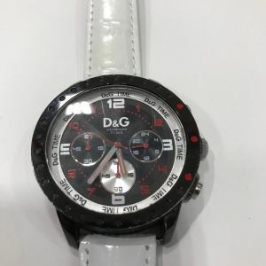 【ドルガバ】太田市の時計修理・電池交換・ベルト調整はみらい工房