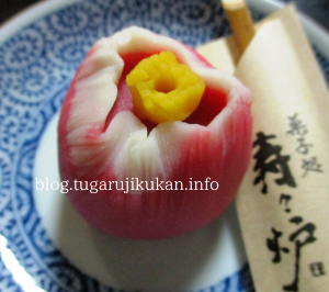 弘前スイーツ♪菓子処寿々炉で味わう季節の和菓子とお抹茶セット